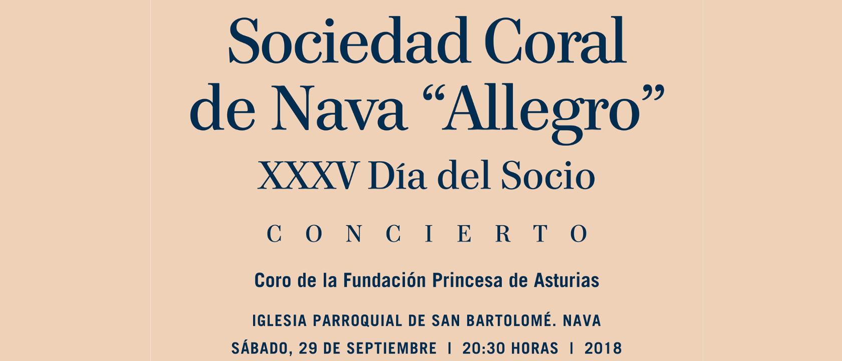 XXXV Día del Socio: Programa